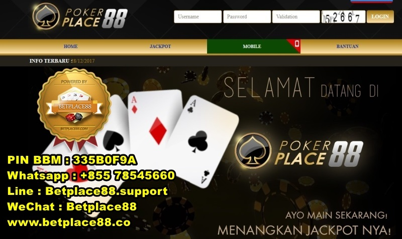 Poker Online Server IDNPlay Terbaik
